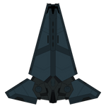 Imperator-class corvette type A by Naarok0fKor