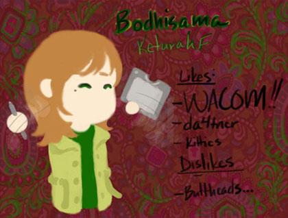 Bodhisama's Profile Picture