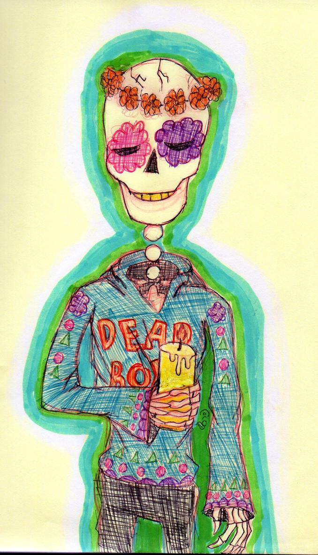 Death Boi by sammydavie