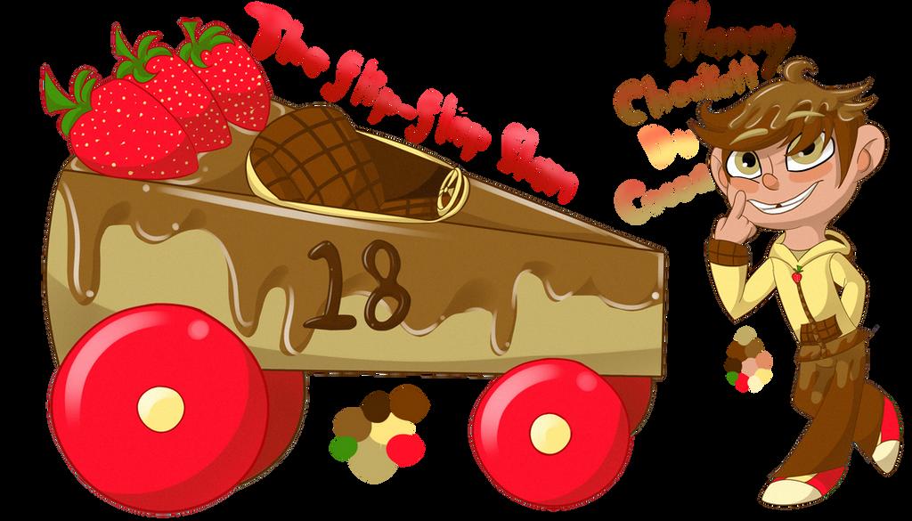Flanny Chockett Du Cocoa by sammydavie