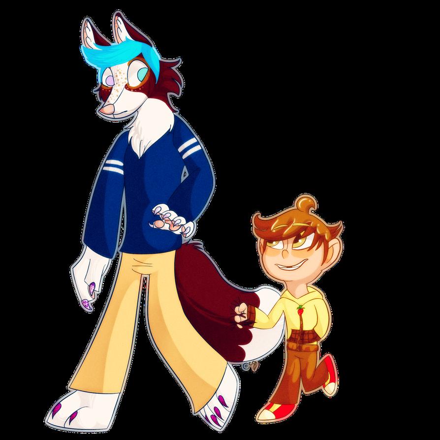 My sons by sammydavie