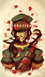 CORRUZIONE by cptredder