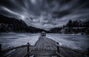 Mohonk Lake by Dshill845