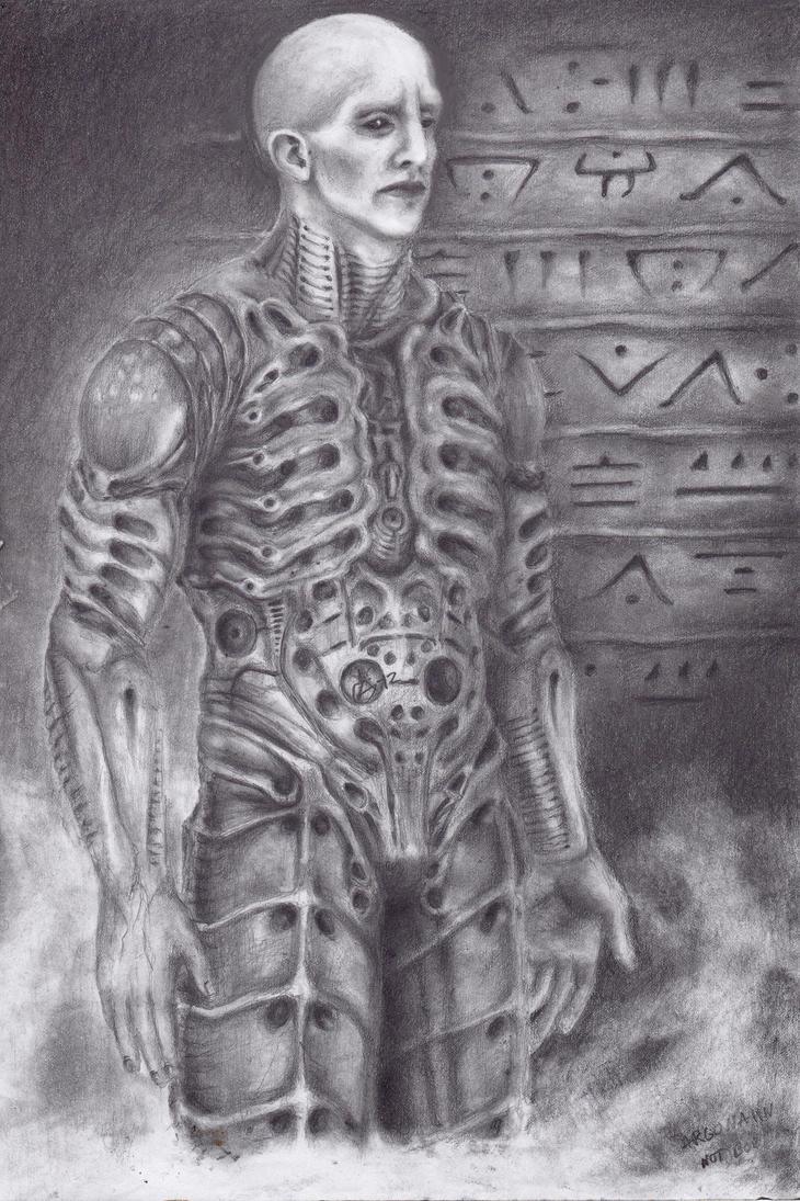 Argonahn The Lone Engineer by zabani
