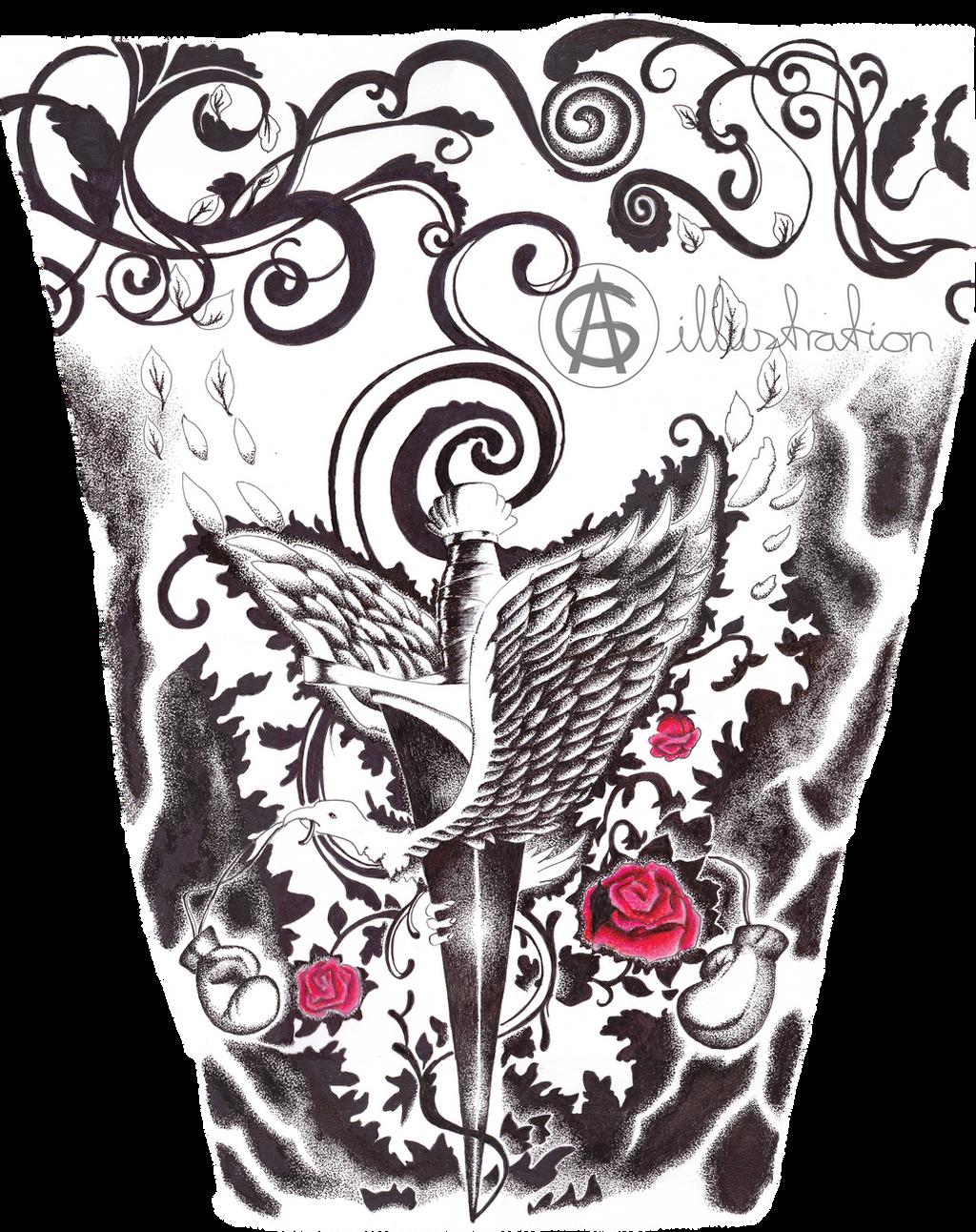 Arm Tattoo Png Maori: Arm Tattoo Commission By AG-sArt On DeviantArt