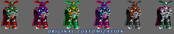 (MUGEN) Lord Brevon by DS12 - Palettes