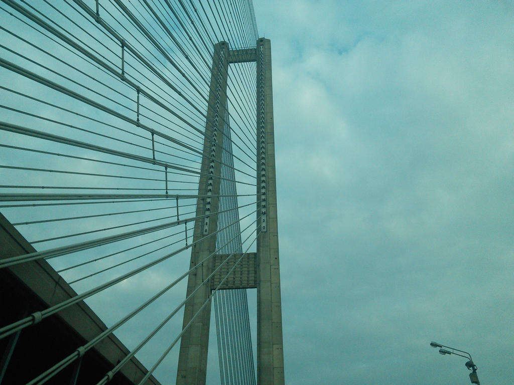 Kiev Bridge by Smilodon911
