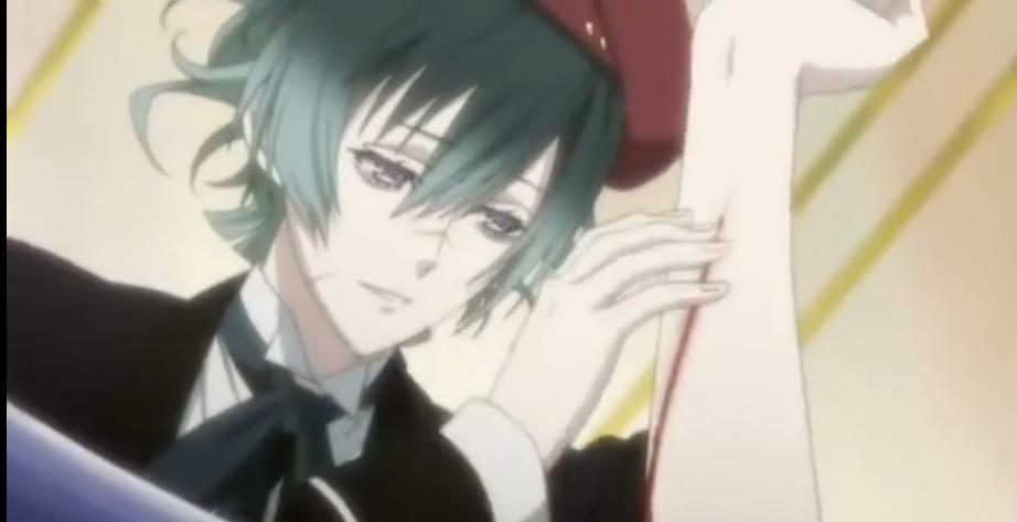 Diabolik Lovers More Blood Anime Azusa By ShamelessBeauty3
