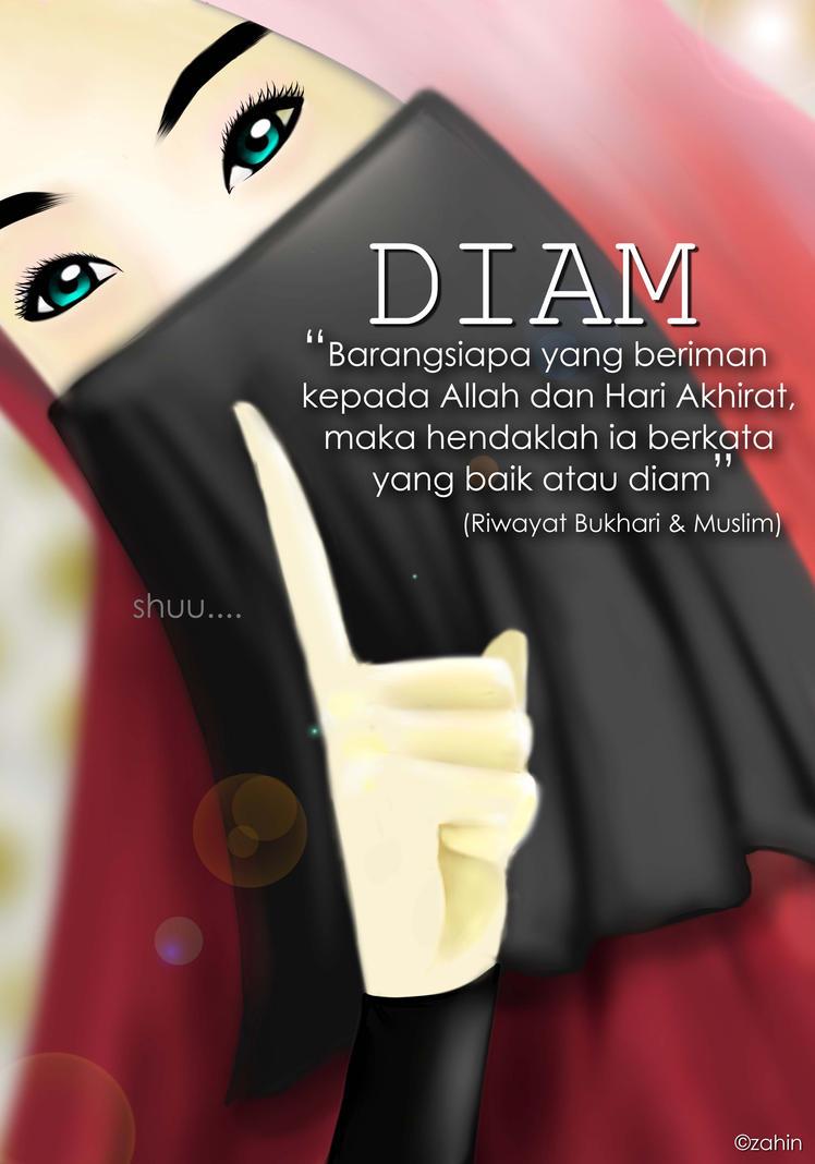 Kata-kata, Cermin diri by musafirx on DeviantArt