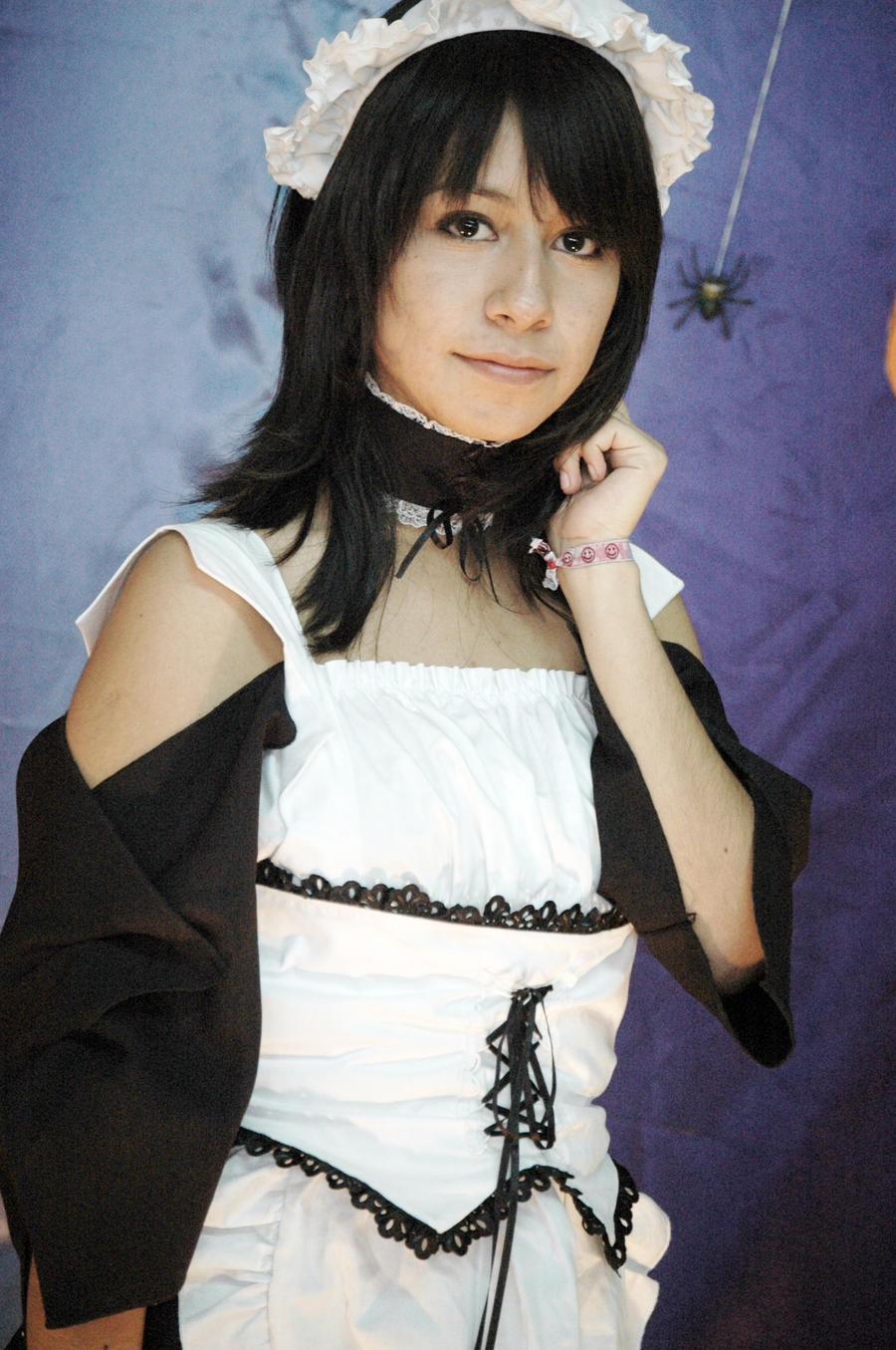 maid sama cosplay alodia - photo #8