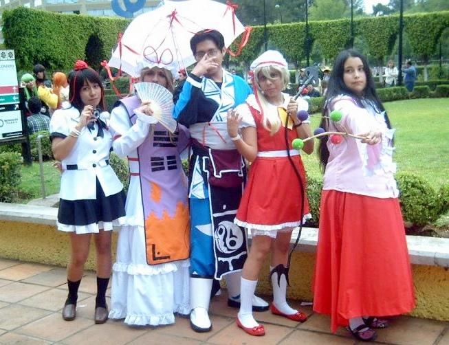 Touhou cosplay aya shameimaru-2980