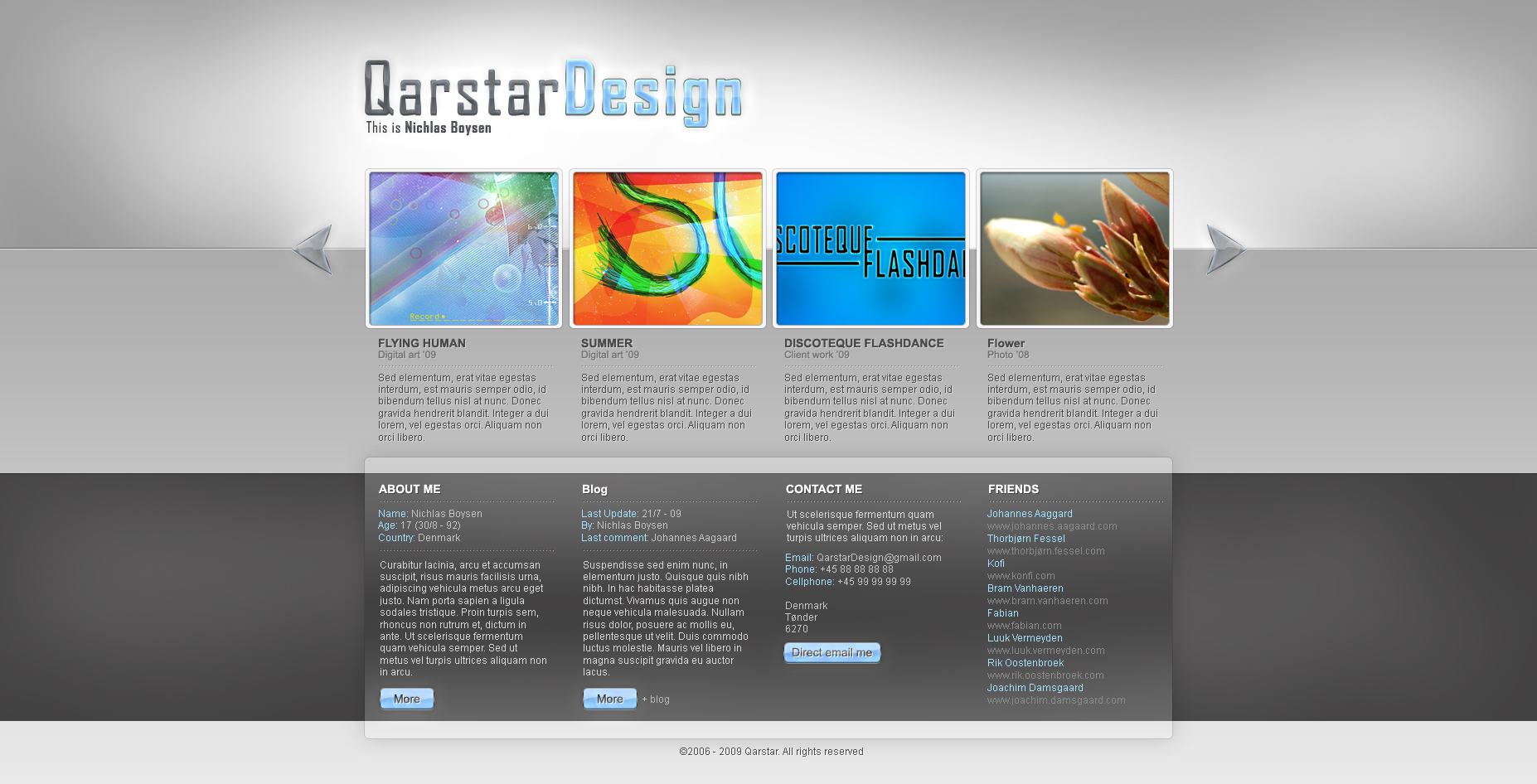 Qarstar Design by Qarstar
