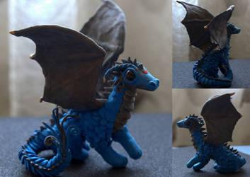 Australian Blue Dragon