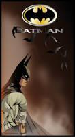 batman by raul-luart
