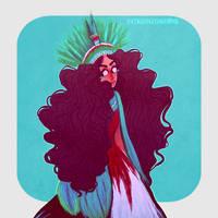 Vida Quetzal by H0nk-png