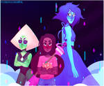 Steven Universe || New Crystal Gems [Speedpaint]