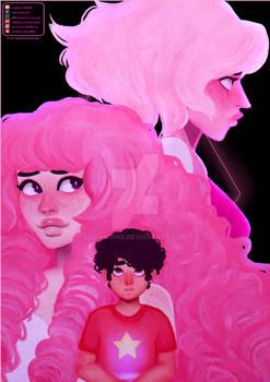 Mom was Pink Diamond [Speedpaint]