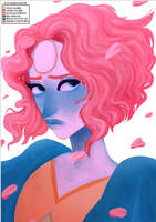 Steven Universe   Pearl [Speedpaint] by H0nk-png