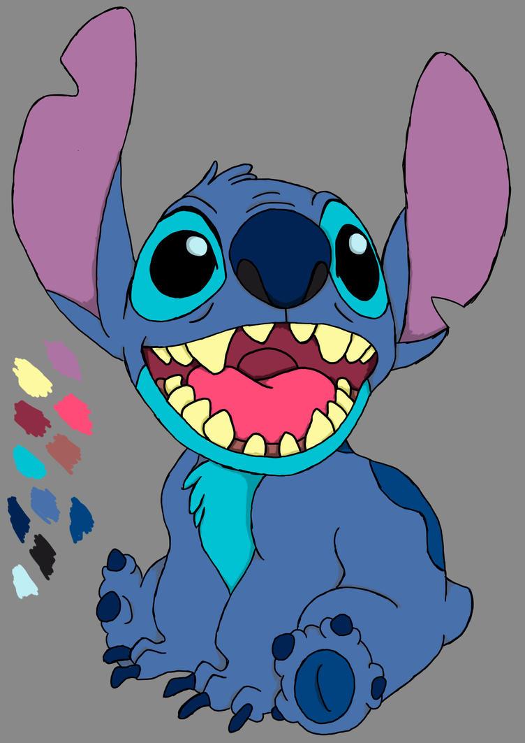 Stitch by RaquelRibeiro4000