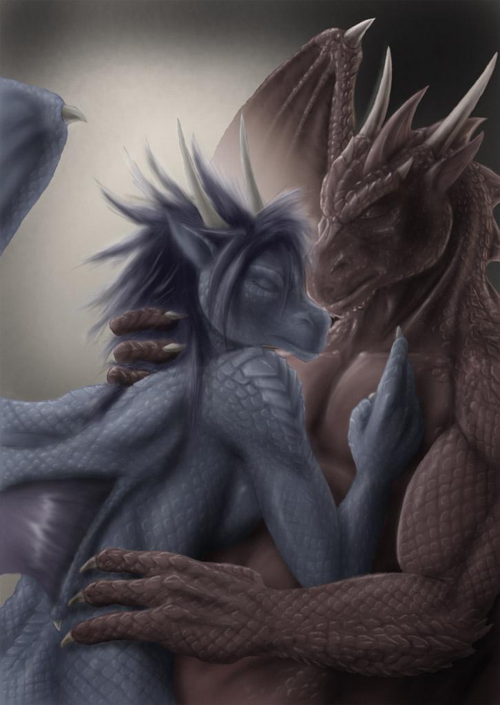 Dragons by Max-Dragon