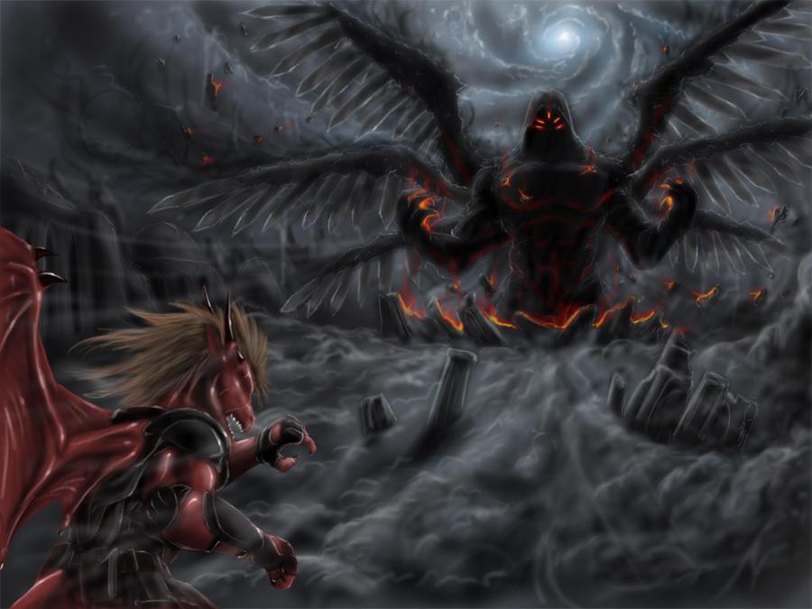 Angel Falls by Max-Dragon