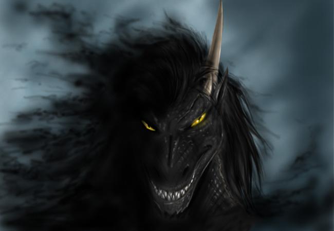 Shadow Dragon by Max-Dragon