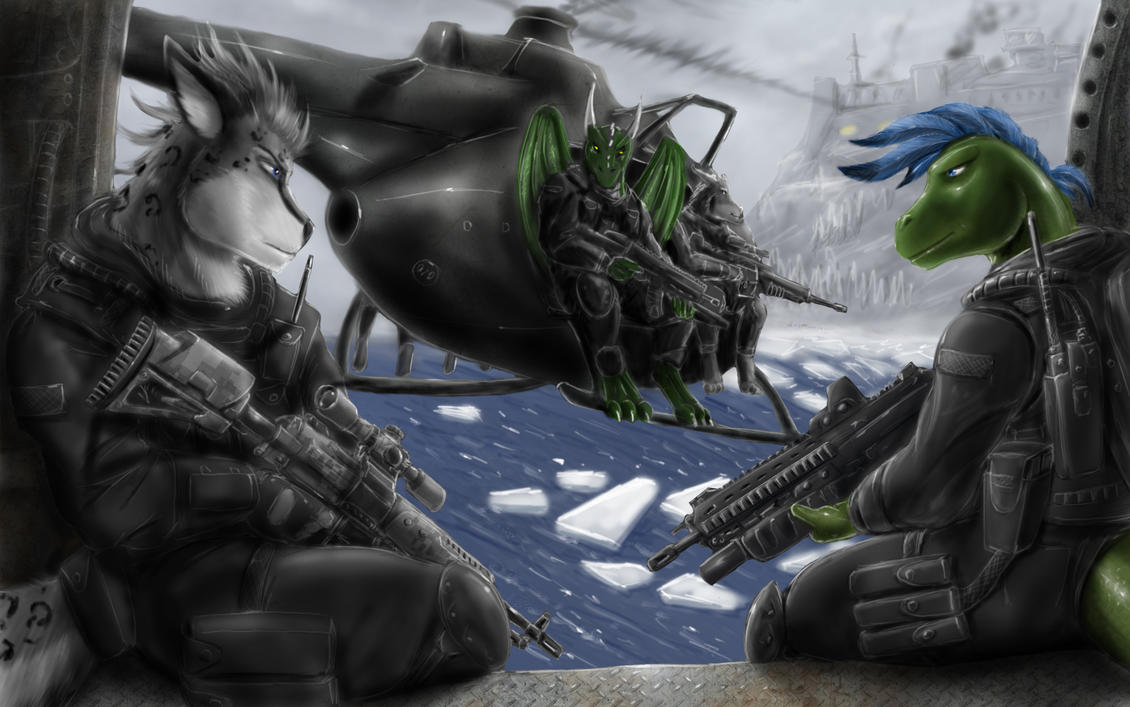 Gulag by Max-Dragon