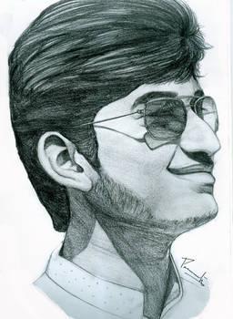 portrait of my page liker#1