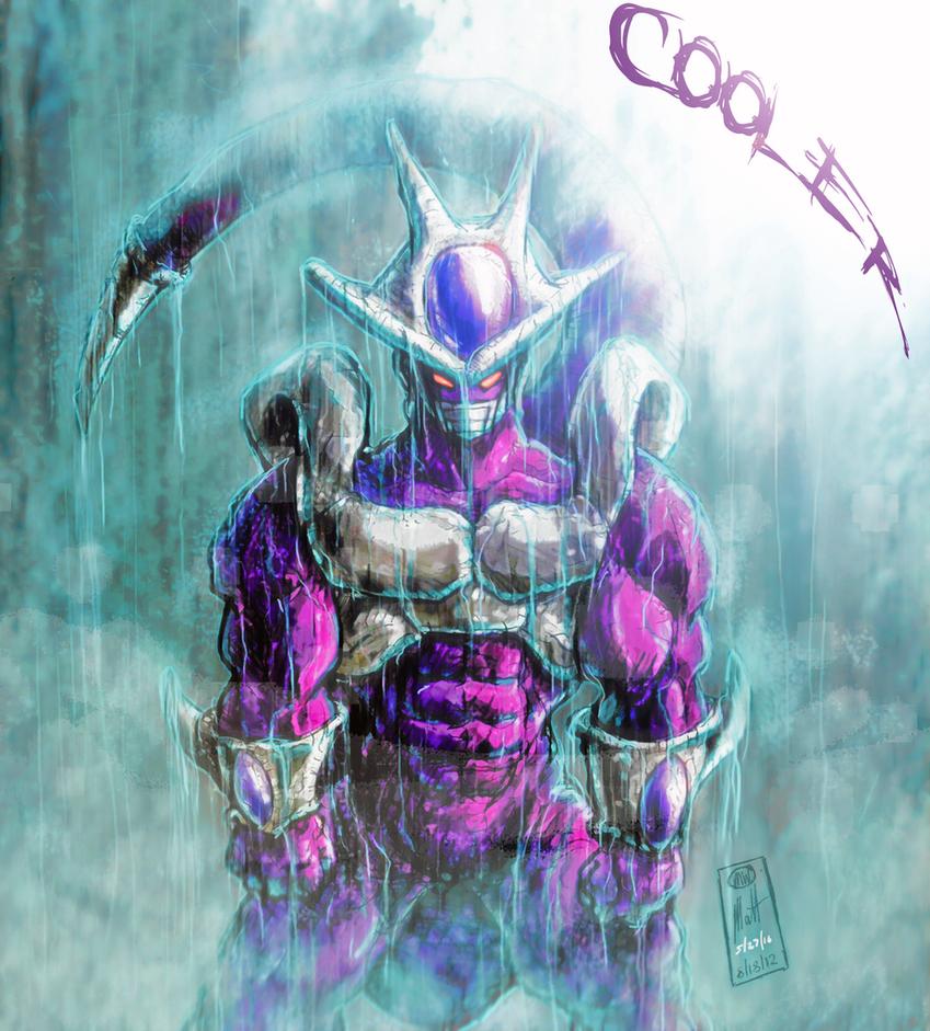 Mw Dbz - Cooler Final Form by dudewhodrawsstuff on DeviantArt