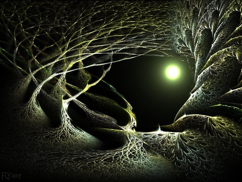 Mirkwood Magic by fractaldreamer