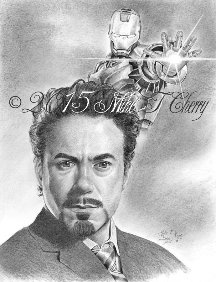 Iron Man by miketcherry