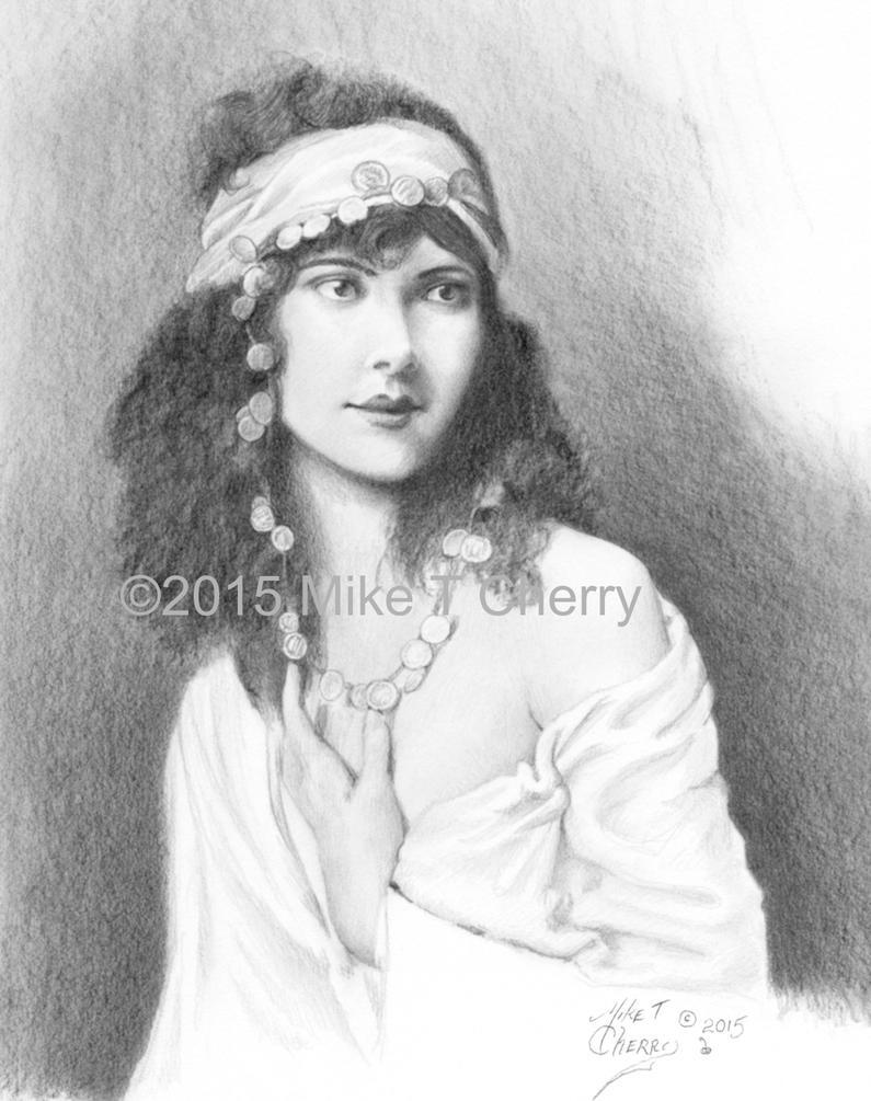 Marjorie Leet by miketcherry
