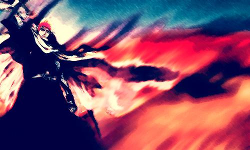 Bleach Blur by BVI-Production