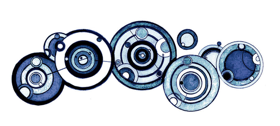 gallifreyan symbols wallpaper - photo #32