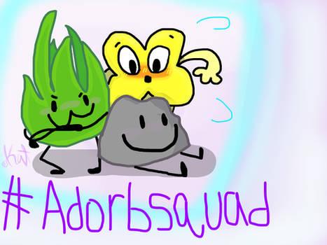 #AdorbsSquad