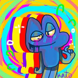 Sensational (Eye Color Strain)