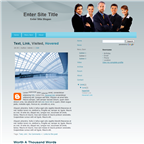 Business theme by wastematerials