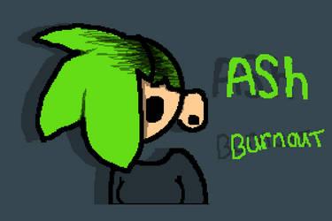 ash burnout by vambooplushtrap