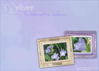 Layout 'Summertime Sadness' by SunnyKatharina