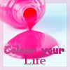Icon 'colour your life' by SunnyKatharina