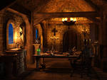 Abbot's office