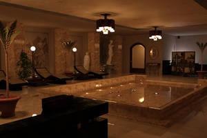 Relaxation area by kummindrottning