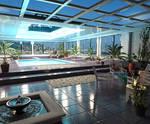 Penthouse Pool by kummindrottning
