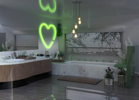 The Heart of a Bathroom