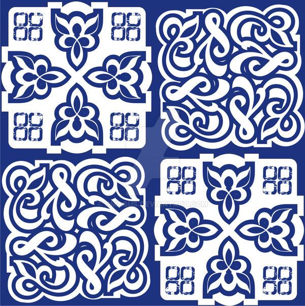 batik ornamen by omagus