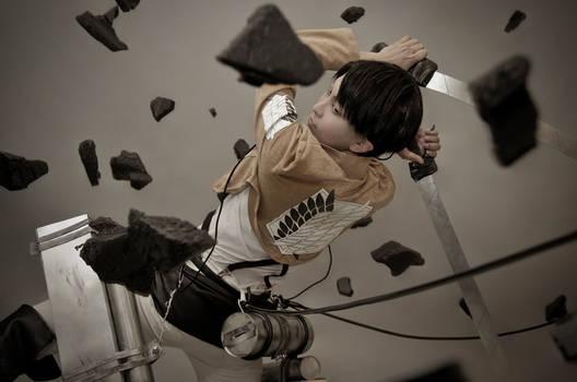 Attack on Titan / Singeki Levi2