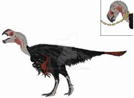 Hypercarnivorous oviraptor 2.0