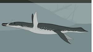 Riverine Pliosaur