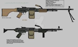 The Guns of Araea: DRM-40