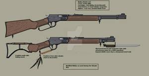 The Guns of Araea: Molina 135